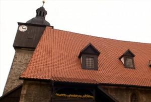 Die Traukirche Dornheim - Sehr gute Erfahrungen mit dem Drymat-System